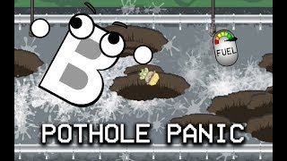 Let's Play (My Own Game): Pothole Panic!