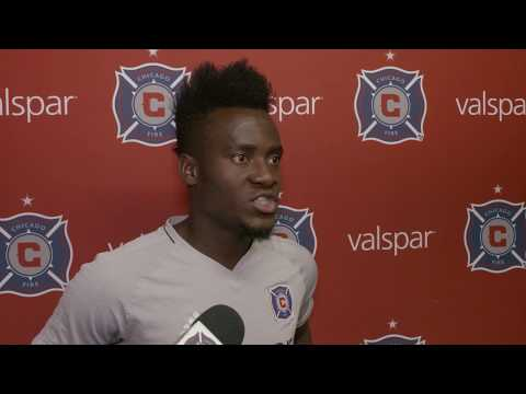 On #CHIvNY | David Accam