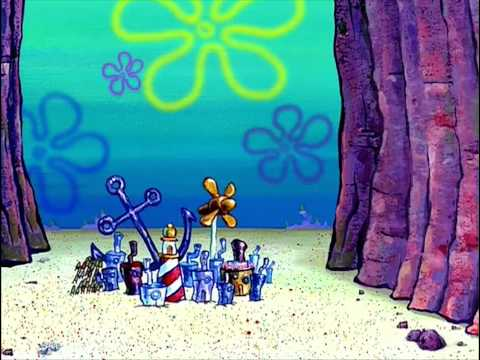 Bikini bottom spongebob something is