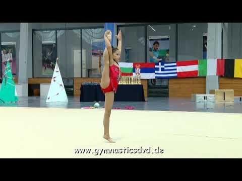 Eira Laura Gjikoka (GRE) - A2007 07 - Winter-Cup Sofia 2017