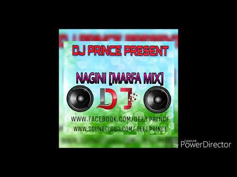 NAGIN MUSIC (MARFA MIX) REMIX BY DJ PRINCE EXCLUSIVE....