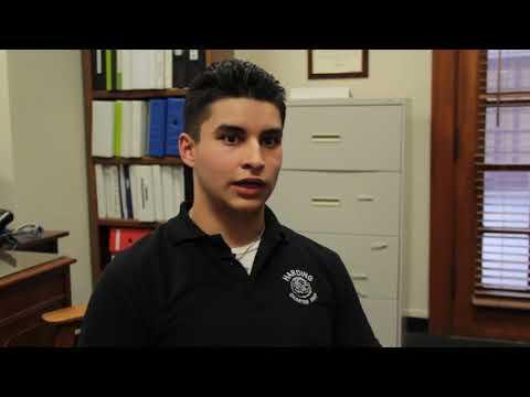 Carlos Flores de Harding Charter Preparatory High School