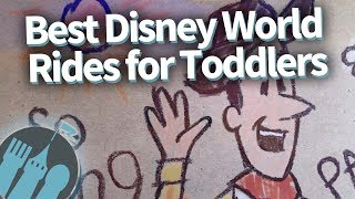 The Best Disney World Rides for Toddlers