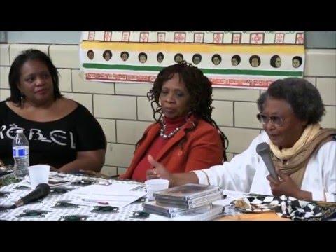 Atlanta Creole Heritage Society Black Women Speak Part 5