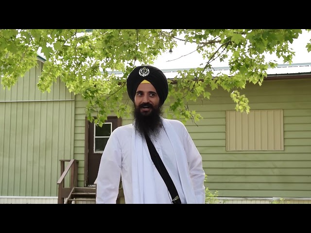 """Bhai Manvir Singh (UK) TSC2018 - """"What Does it Mean to be a Sikh?"""""""