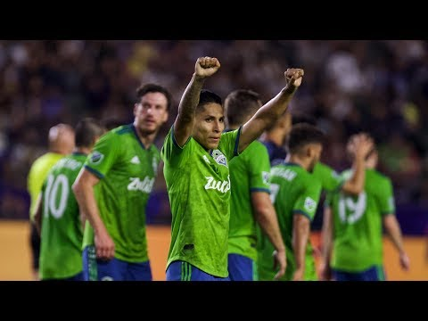 Seattle Sounders - Sounders Gain Road Point in Los Angeles: Postgame Show and Highlights