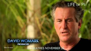 "Life Of Pi - Featurette ""Ang Lee Pedigree"" [HD]"