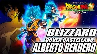 Blizzard - Cover Castellano - @AlbertoRekuero