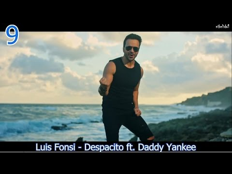 TOP 10 LATIN SONGS (JANUARY 17, 2017)
