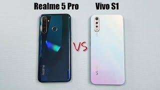 Realme 5 Pro vs Vivo S1 SpeedTest & Camera Comparison
