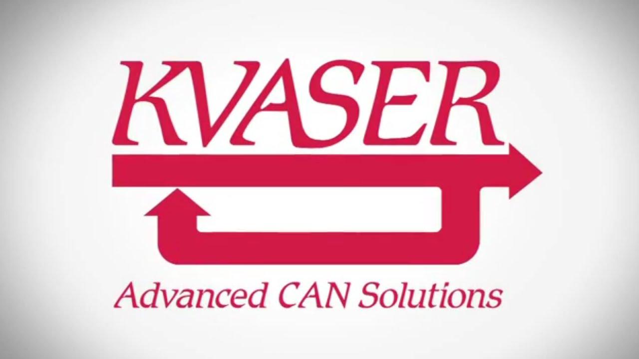 KVASER USBCAN PRO HSHS TREIBER