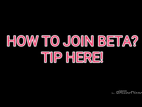Growtopia - How To Join To Beta! Tip Here!