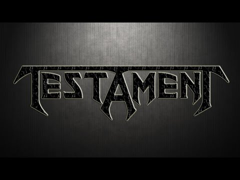 TESTAMENT PLAYLIST  GREATEST HITS  BEST OF