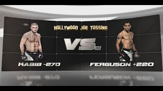 UFC 223 Tony Ferguson vs Khabib Nurmagomedov Preview by MMA Fighter Hollywood Joe Tussing