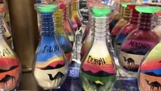 Дубай. Магазин сувениров в Дубае. Какие сувениры в ОАЭ.