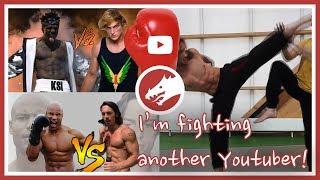 YOUTUBER FIGHT! (Kickboxing or MMA) KSI, Logan Paul, Kinobody, Brandon Carter, or someone else?)