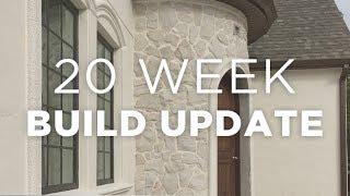 20 Week New Build Update: DreamStone Diaries Episode 23