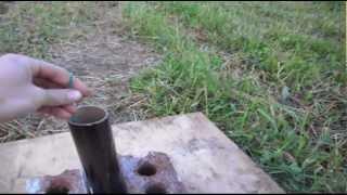 How to light fireworks (artillery shells, mortars)