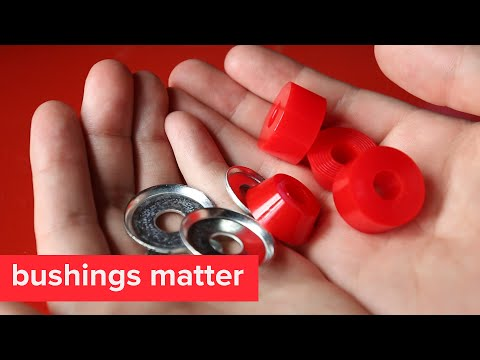 Upgrade Your Skateboard Bushings!