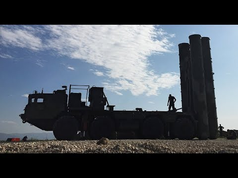 Another S-400 battery arrived to Tartus, Syria | January 23rd 2018