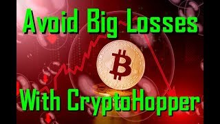 Avoid Big Crypto Losses with Cryptohopper Trading Bot Settings