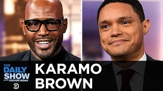 "Karamo Brown - The Popularity of ""Queer Eye"" & Embracing Growth in ""Karamo"" 