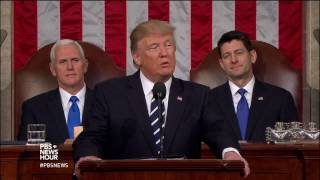 Special Report: President Donald Trump's Address to Congress