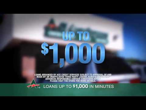 ACE Cash Express Title Loan from YouTube · Duration:  31 seconds