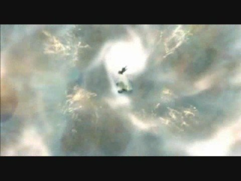 Final Fantasy VII  Cloud Strife - Basshunter  I can walk on water , I can fly (AMV)
