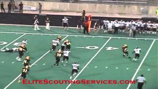 Maurice Porter #72 O-Line  co2013 Marshall H.S. Missouri City, TX
