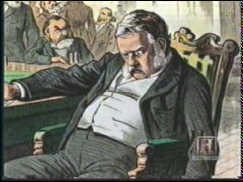 HIS 202 21. President Chester Arthur