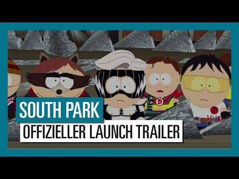 South Park: die rektakuläre Zerreissprobe: Offizieller unzensierter Launch-Trailer I Ubisoft [DE]