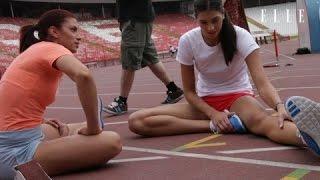 Zlatne devojke: Ivana Španović i Jovana Brakočević