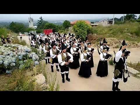 Música en Paramos en el día de San Juan