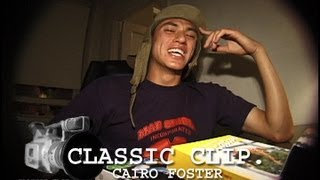 Cairo Foster You're Watching 411 Video Magazine Station ID + Outtakes