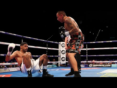 WOW!! AMIR KHAN VS SAMUEL VARGAS FIGHT REPORT BY DBN