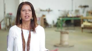 Encontros Criativos na EcoFábrica com Valéria Serápicos