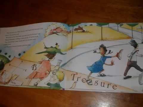 Treasure Map Digital Reading