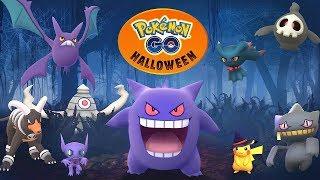 Spooky Pokémon Sableye, Banette, and Others Arrive in Pokémon GO!