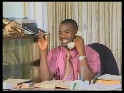 Fight For A Woman Mr Ibu Vs Okey Bakassi .. Very Funny - Nigerian Comedy Skits !