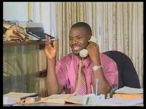 Fight For A Woman Mr Ibu Vs Okey Bakassi .. Very Funny - Nigerian Comedy Skits !