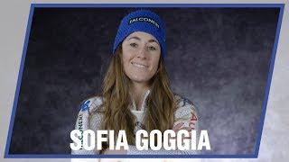 Sofia Goggia: 'Io voglio giocarmela sempre'