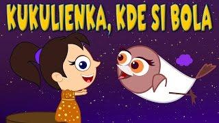 Kukulienka, kde si bola +10 pesničiek | Zbierka | Slovenské detské pesničky | Slovak Folk Song