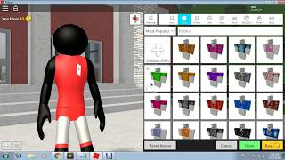 How to be a StickMan in Robloxian Highschool