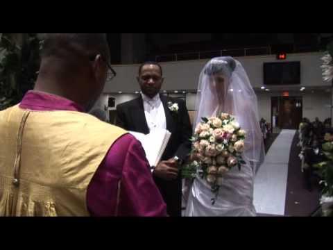 Ribbon in the Sky, The Wedding of David & Charlene
