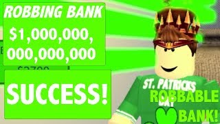 HOW TO MAKE A ROBBABLE BANK! - ROBLOX STUDIO - Scripting Tutorial (Originally Made By Alvinblox)