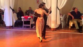 Jorgelina Casella y Sergio Bustos - Tango Poema / Francisco Canaro