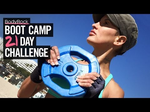 21 Day Bootcamp | Day 8