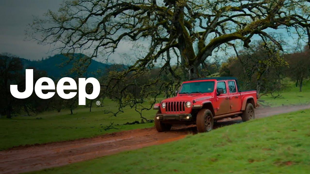 Nuevo Jeep® Gladiator