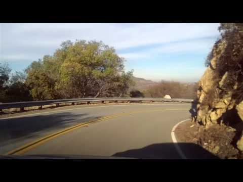 LA's Nürburgring   Mulholland Highway